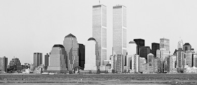 NY 10048 - The World Trade Center in the early 1990s