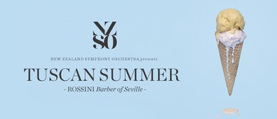NZSO 2014: Tuscan Summer