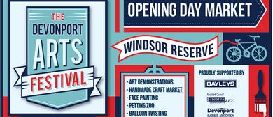 Devonport Arts Festival Opening Event