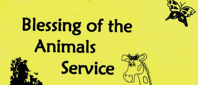 Blessing of the Animals Service