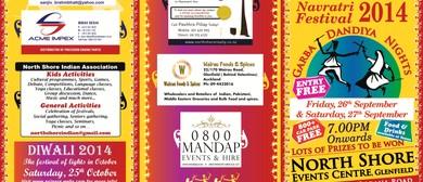 Navratri Garba Dandiya Nights Indian Cultural Dance Festival