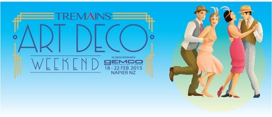 Flying Down to Deco - Tremains Art Deco Weekend