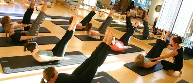 Pilates Open Level
