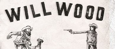 Will Wood 'Broken Man' LP Release Show