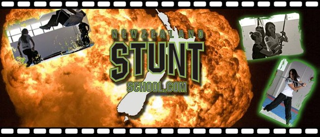 "Stunt School ""Air Ram"" Workshop"