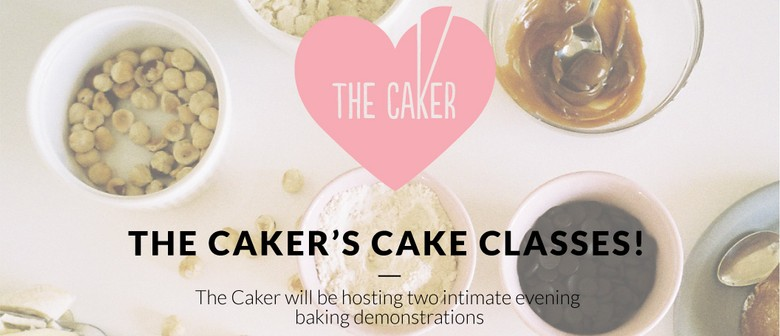 The Caker's Cake Classes