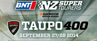 Rush Security Taupo 400 - BNT NZ SuperTourers - Round 1