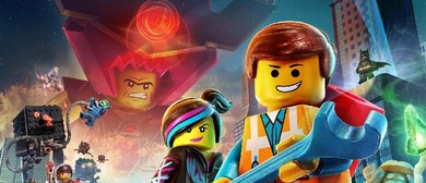 The Lego Movie - Drive-In Movie
