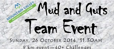 Mud and Guts Team Obstacle Challenge