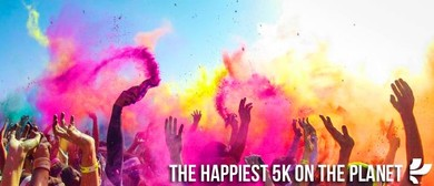 The Color Run Christchurch