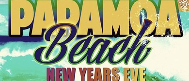 Papamoa Beach NYE 2014