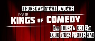 "Kings of Comedy ""Thursday Night Laughs"""