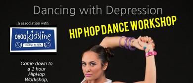 Dancing with Depression Hip Hop Dance Workshop