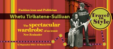 Whetu Tirikatene Sullivan: Floor Talk with Chanel Clarke
