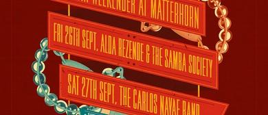 Latin Weekender - The Carlos Navae Band