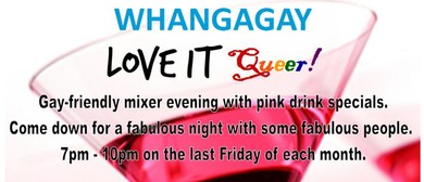 Whangagay - Love it Queer