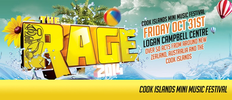 The Rage - Cook Islands Mini Music Festival