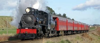 Glenbrook Vintage Railway - Opening Weekend