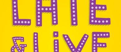 MOCKtober - Late & Live Comedy