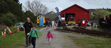 Public Open Day. Rides on Our Railway