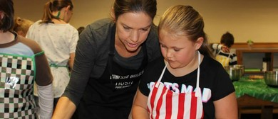 Kids Cooking Classes with Vanessa Baxter