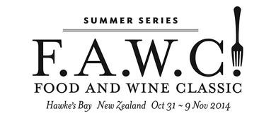 F.A.W.C! Electrolux Kitchen Masterclass Series