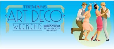 Par 2 Mini Golf - Tremains Art Deco Weekend