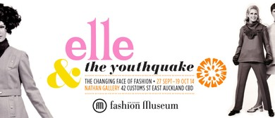 Elle and the Youthquake Exhibition and Pop-up Shop