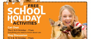 A Pawesome Experience these School Holidays