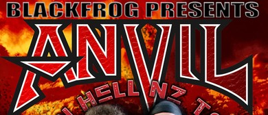 Anvil Hope in Hell NZ Tour