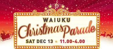 Magical Christmas Parade