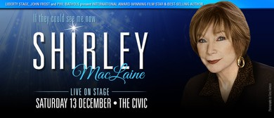 An Intimate Evening With Shirley MacLaine
