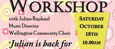 Spring Singing Workshop