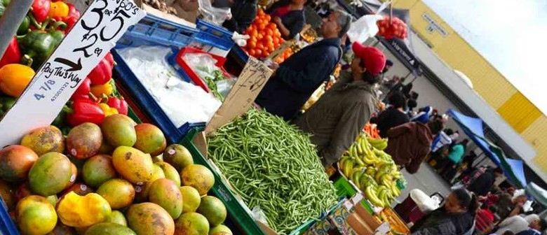 Mangere Markets