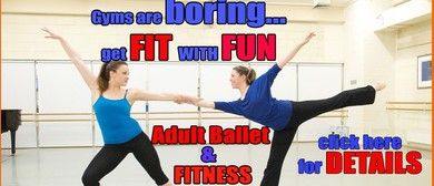 Adult Ballet & Fitness