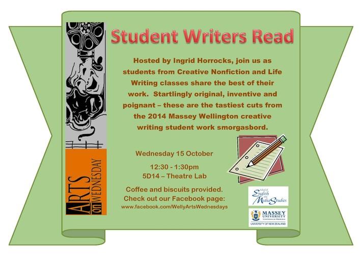creative writing night classes