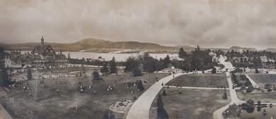 Wide Horizons - Panoramic Photographs of Rotorua