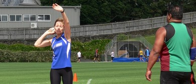 Auckland Masters Athletics Come and Try Day