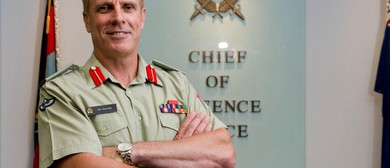 Chief of Defence Force Fundraiser