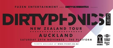 FuZen Entertainment & Dirty Ol' Knights present Dirtyphonics