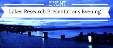 Te Arawa Lakes Science Presentation Evening
