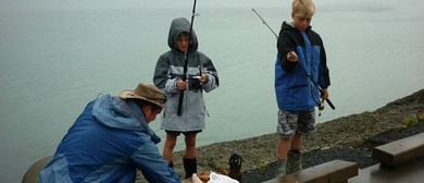 Kidz Fishing Competition and Fun Day