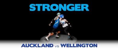 Auckland Roller Derby vs. Richter City