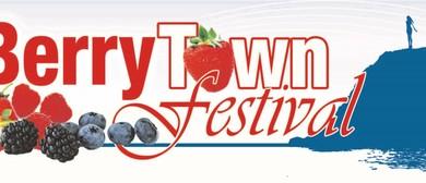 Whakatane Lions Club Berry Town Festival