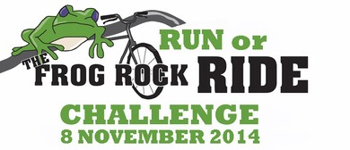 Frog Rock Mountain Bike Ride or Run: CANCELLED