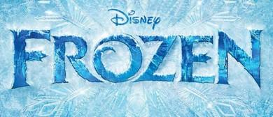 Outdoor Movie Night - Frozen