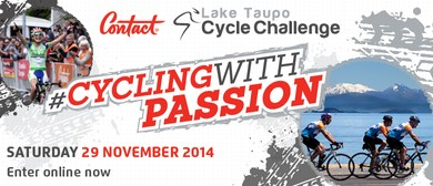 Contact Lake Taupo Cycle Challenge