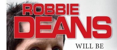 Robbie Deans Book Signing