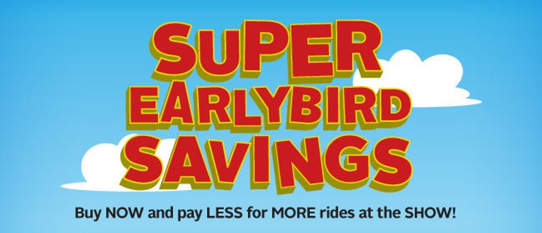 Early Bird Specials Hawkes Bay Show