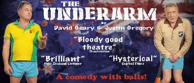 The Underarm - by David Geary & Justin Gregory
